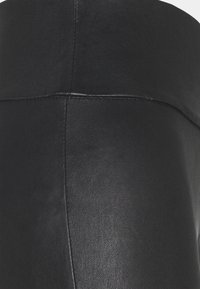 Ibana - MOLLY PLAIN - Trousers - black - 2