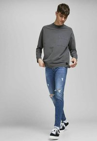 Jack & Jones - Jeans Tapered Fit - blue denim - 1
