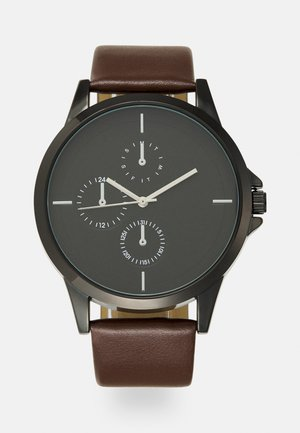 Uhr - dark brown
