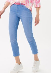 BRAX - STYLE MARY  - Straight leg jeans - used fresh blue - 0