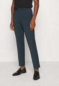Isaac Dewhirst - PLAIN SUIT - Completo - teal - 4