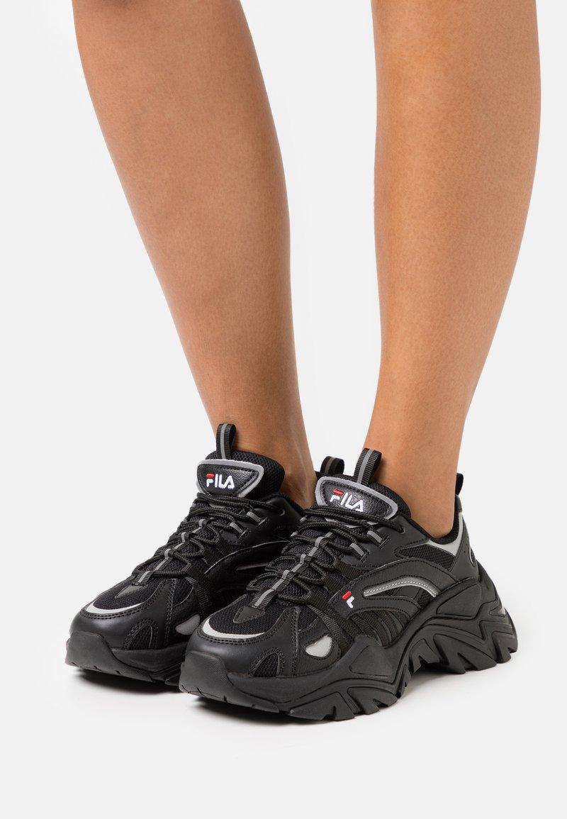 Fila - ELECTROVE  - Sneakers - black
