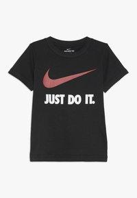 Nike Sportswear - TEE UNISEX - T-shirt print - black - 0