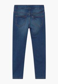 Lindex - MINI TINA - Slim fit jeans - dark denim - 1