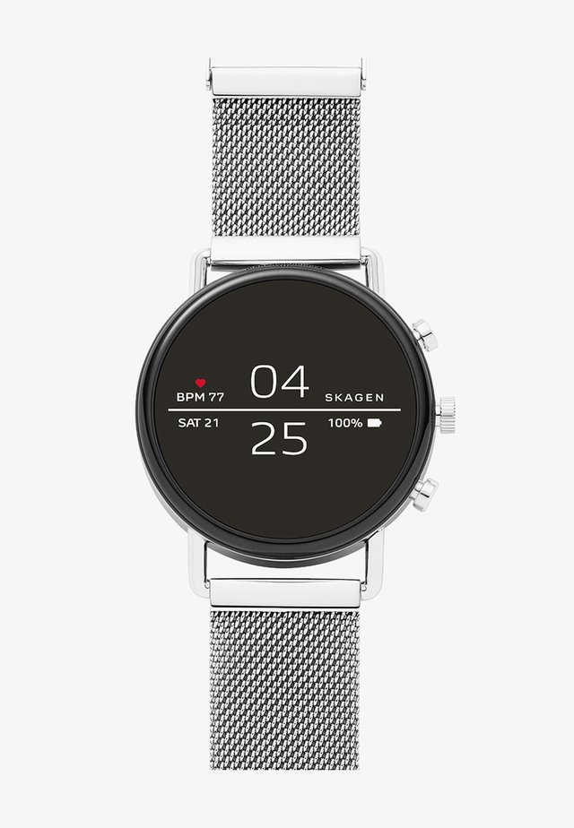FALSTER - Smartwatch - silver-coloured