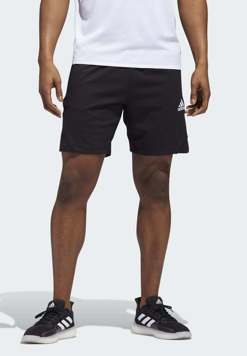 adidas Performance - HEAT.RDY TRAINING SHORTS - Short de sport - black