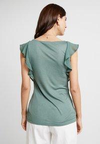 Anna Field - Print T-shirt - dark green - 2