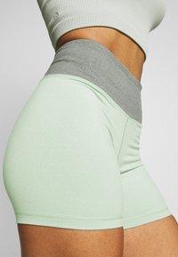 Cotton On Body - SO SOFT SHORT - Medias - watercrest marle/aloe marle - 5