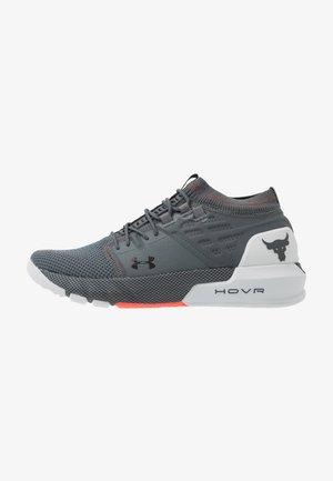 PROJECT ROCK 2 - Sportovní boty - pitch gray/halo gray