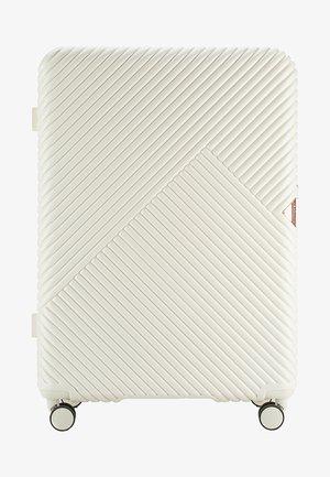 GL STYLE - Wheeled suitcase - white