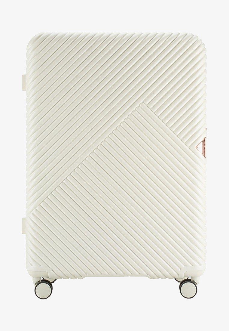 Wittchen - GL STYLE - Wheeled suitcase - white