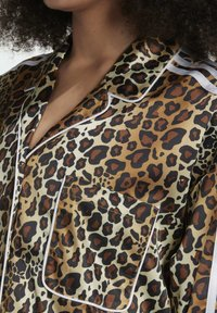 adidas Originals - LEOPARD - Button-down blouse - brown - 4