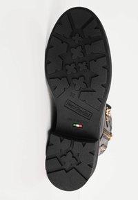 NeroGiardini - Cowboy/biker ankle boot - nero - 4