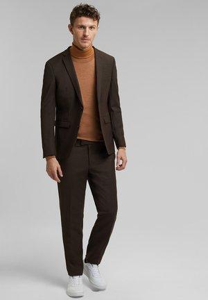 Blazer jacket - dark brown