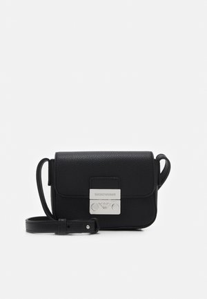 GIORGIA MINIBAG - Across body bag - nero