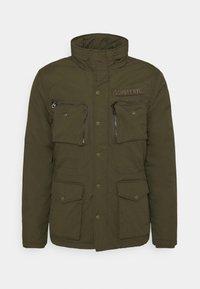 Schott - Winter jacket - khaki - 0