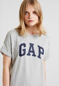 GAP - ARCH TEE - Jersey dress - light heather grey - 3