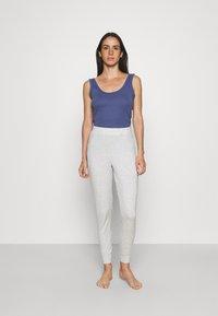 DORINA - MISTY - Pyjama bottoms - grey - 1