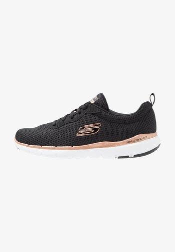 FLEX APPEAL 3.0 - Sneakers laag - black/rose gold