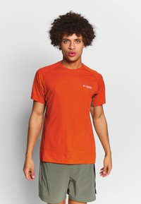 Columbia - TITAN ULTRA - Camiseta estampada - wildfire/cypress - 0