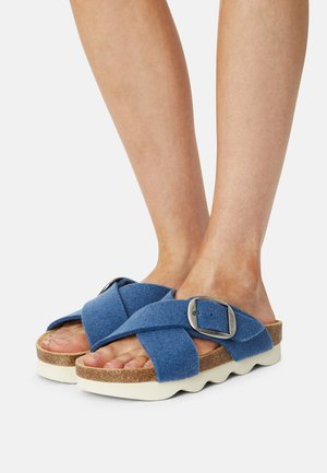 Slippers - jeans