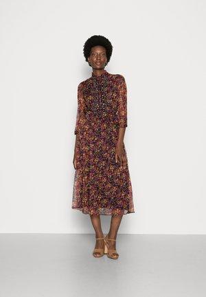 TAHITI - Denní šaty - noir