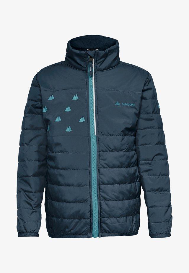Light jacket - steelblue