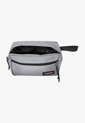 YAP SINGLE - Wash bag - sunday grey