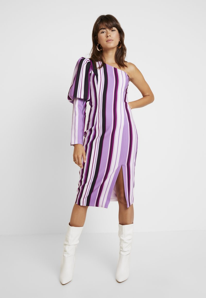 Mossman - THE NEW SENSATION DRESS - Cocktail dress / Party dress - purple