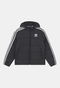 adidas Originals - PADDED UNISEX - Chaqueta de invierno - black/white - 0