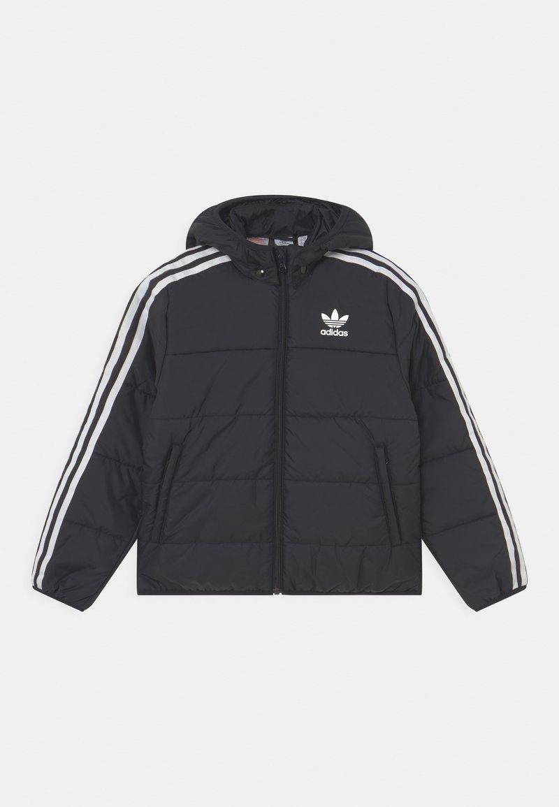 adidas Originals - PADDED UNISEX - Chaqueta de invierno - black/white