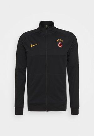 GALATASARAY - Club wear - black/vivid orange