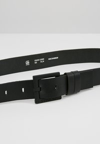 G-Star - DUKO  - Riem - black - 4