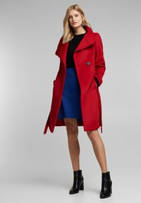 Esprit Collection - Classic coat - dark red - 1