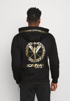 DONNAY X CARLO COLUCCI - Hoodie - black/gold