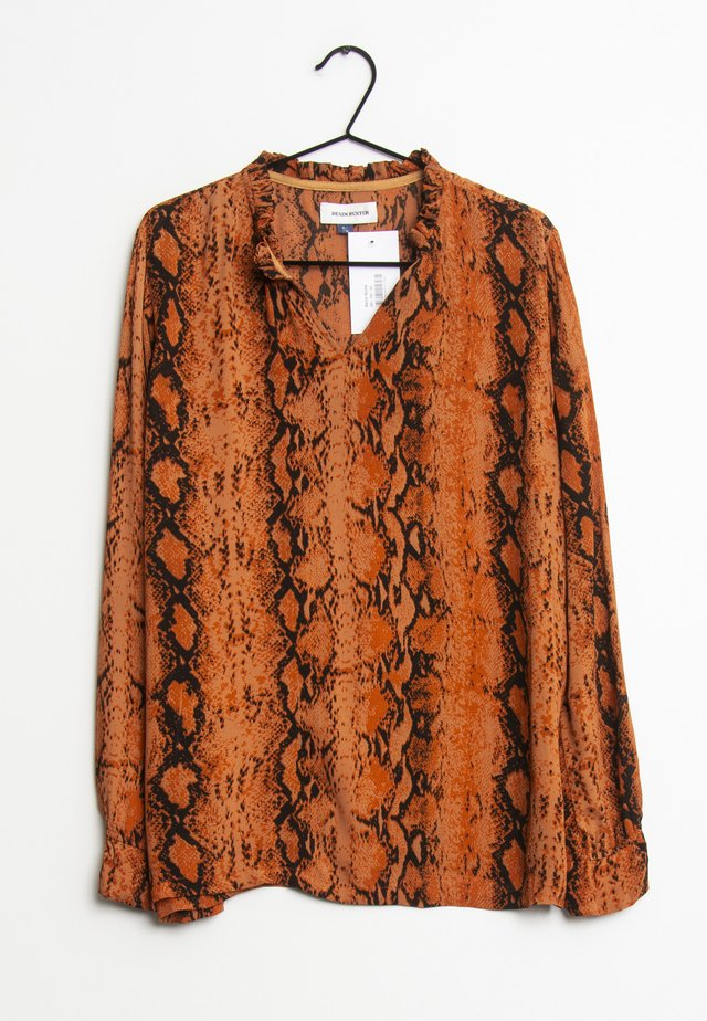 Blouse - orange