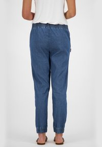 alife & kickin - ALEXISAK - Trousers - dark denim - 2