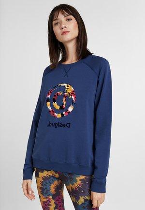 GALACTIC - Sweatshirt - blue