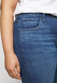 Levi's® Plus - 720 HIRISE SUPER SKINNY - Jeans Skinny Fit - eclipse craze plus - 6