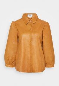 Saint Tropez - EMBER - Button-down blouse - meerkat - 4