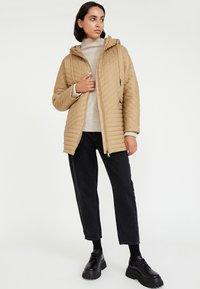Finn Flare - Down jacket - beige - 1