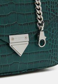 The Kooples - BARBARA - Across body bag - green - 7