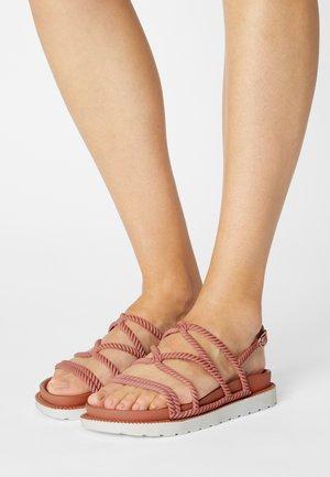 MIRIAM - Sandales - pink