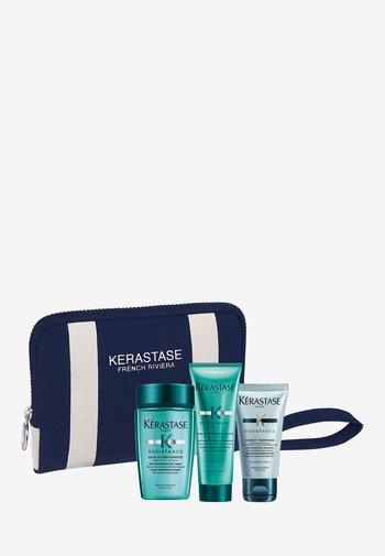 DISCOVERY SET RÉSISTANCE EXTENTIONISTE FOR DAMAGED HAIR - Hair set - -