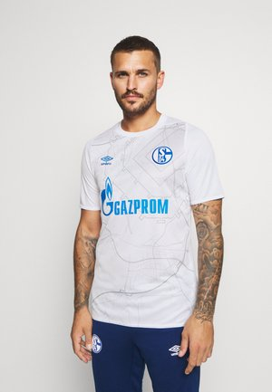 FC SCHALKE 04 AWAY - Club wear - brilliant white
