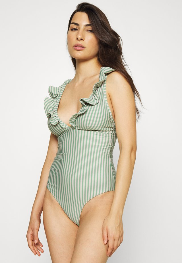 RITA SWIMSUIT - Plavky - mint