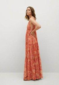 Mango - Maxi dress - orange - 3