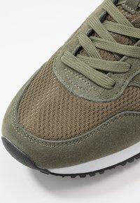 Diadora - OLYMPIA UNISEX - Sneakers - burnt olive green - 5