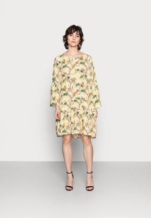DRESS - Korte jurk - yellow monkey