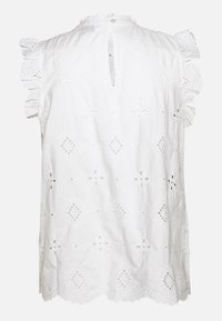 Dorothy Perkins Petite - BRODERIE SHELL - Bluse - ivory - 1